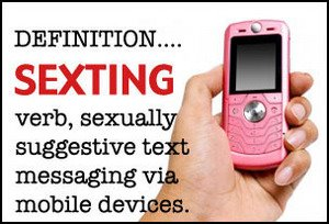 sexting and the law