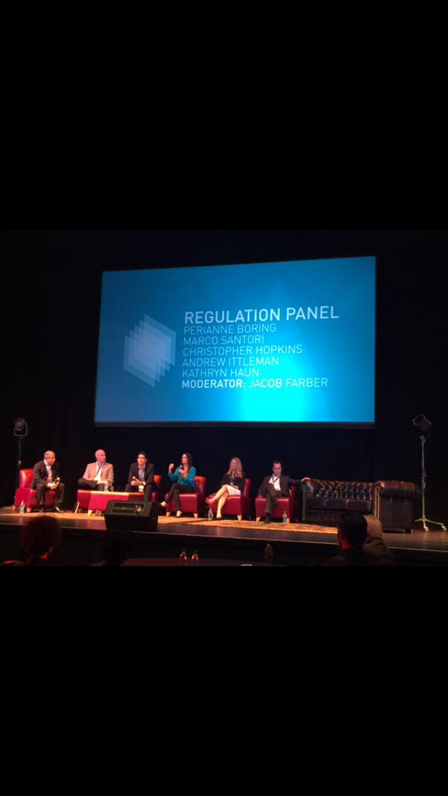 Christopher Hopkins Speaks At Miami Bitcoin – Regulatory Panel (TNABC)