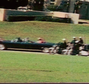 "Government Files Motion to Dismiss in Suit Over ""Nix Film"" of the JFK Assassination"