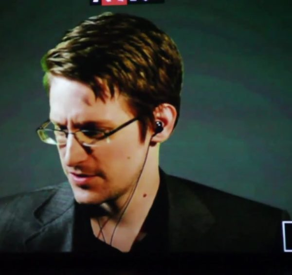 "Edward Snowden: Humorous & Shocking Findings from the [Partially Redacted] House ""HPSCI"" Report"